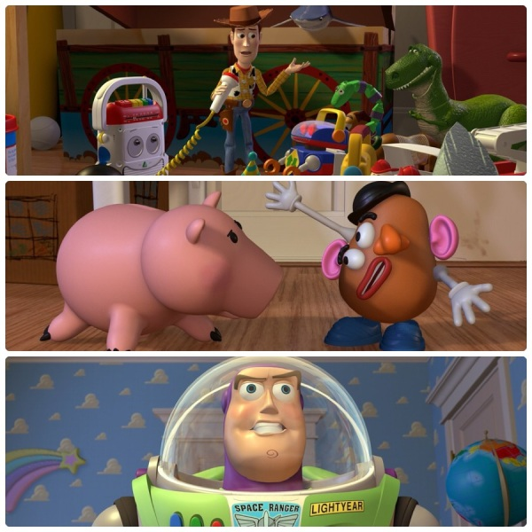 Toy Story Montage 01