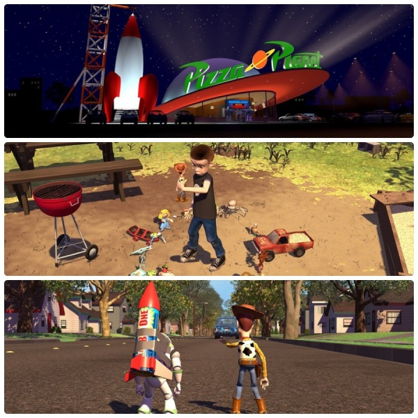 Toy Story Montage 04