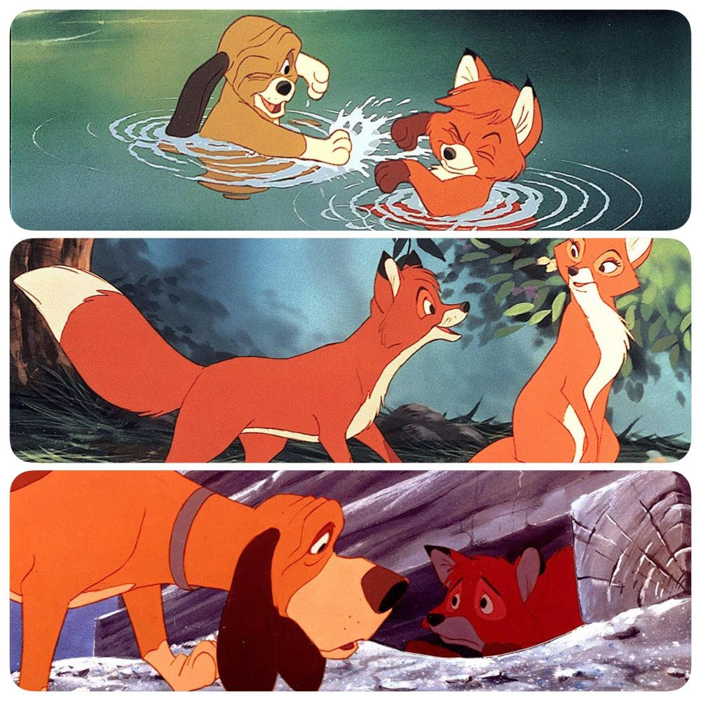 Fox and the Hound 02