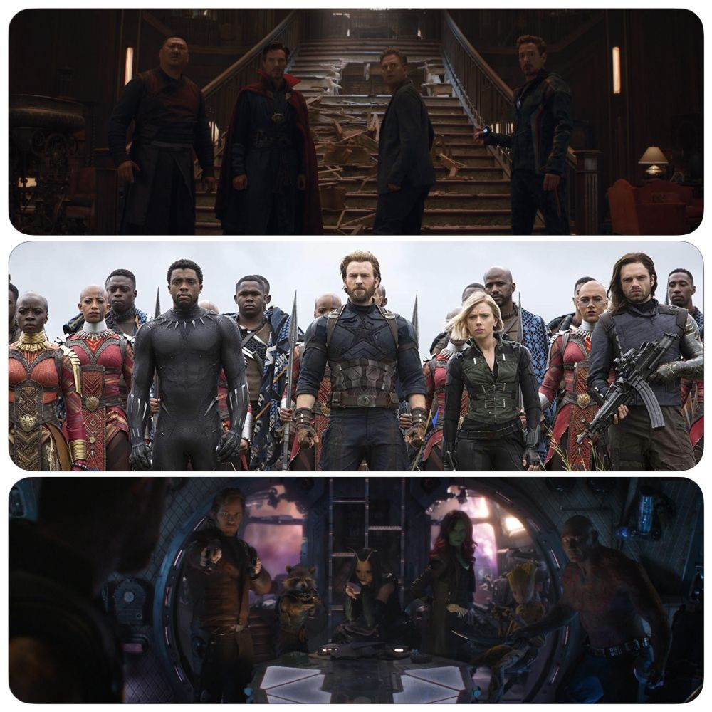 avengers - infinity war 02